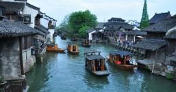 """中國被稱為""""東方威尼斯""""的古鎮,距今已有7000年歷史!"""