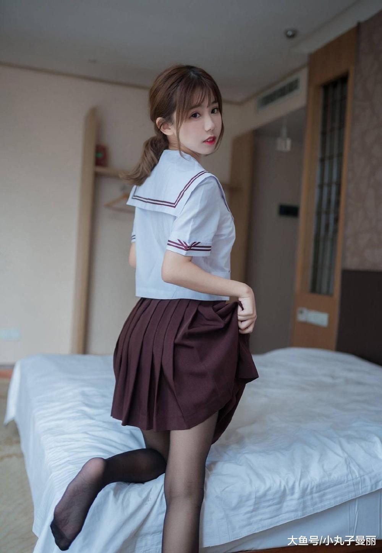 时尚摄影: 小妹妹清纯十足, 宛如漫画少女! 小姐姐分类 第4张