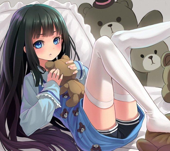 """白丝袜在""""二次元""""中很常见, 为何现实中却很少? 原因在这 小姐姐分类 第3张"""