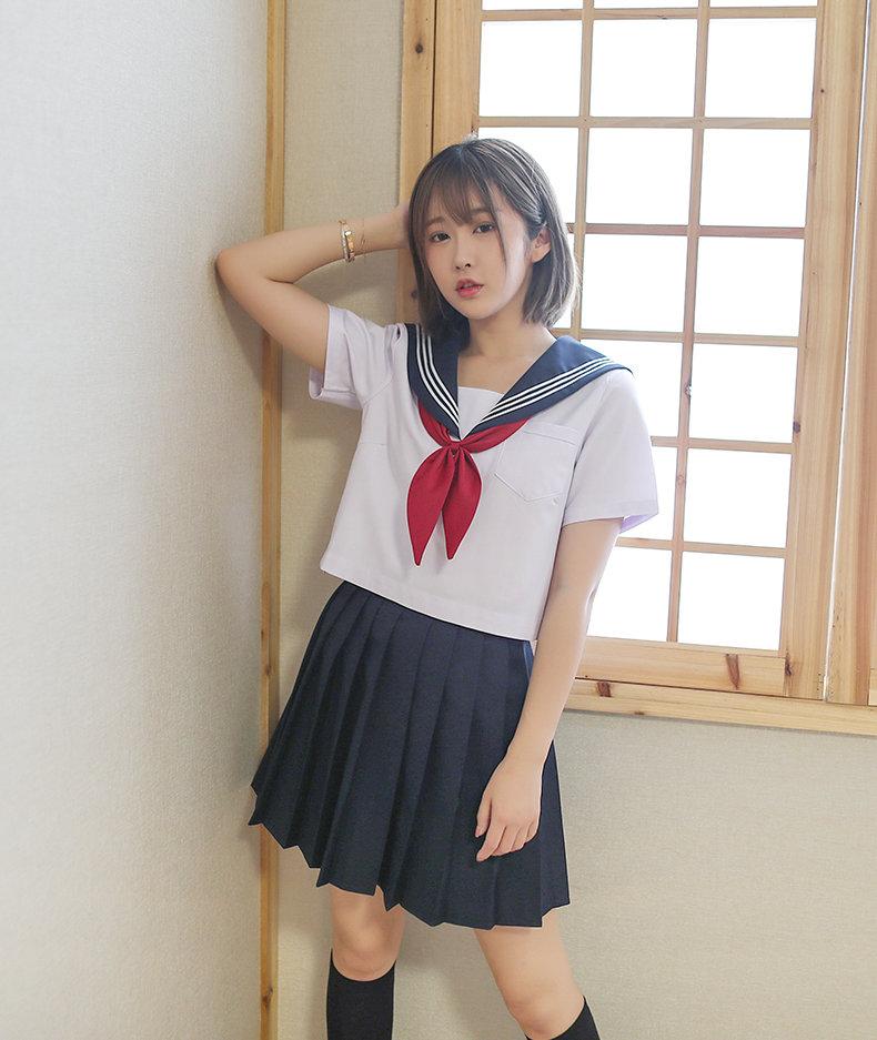 为什么日本的校服越来越。。 小姐姐分类 第2张