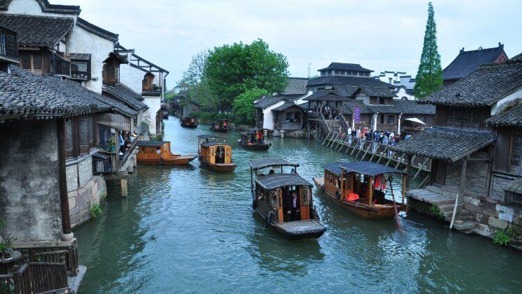 """中國被稱為""""東方威尼斯""""的古鎮,距今已有7000年歷史! 小喵喵看世界 第1张"""