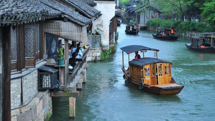 """中國被稱為""""東方威尼斯""""的古鎮,距今已有7000年歷史! 小喵喵看世界 第2张"""