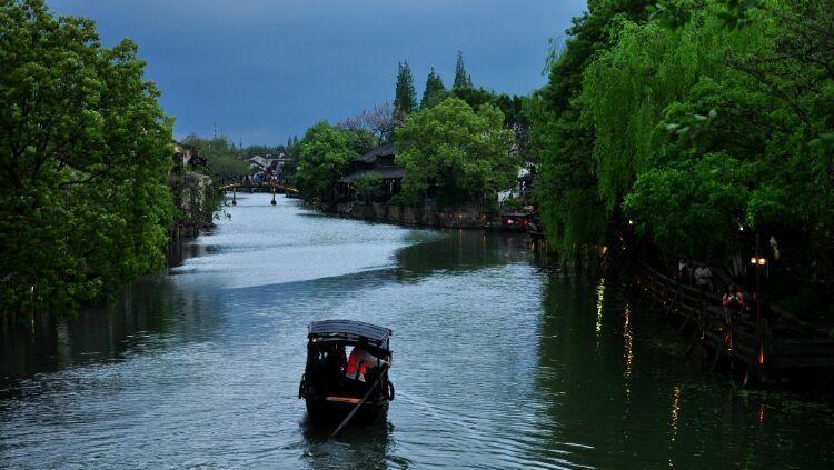 """中國被稱為""""東方威尼斯""""的古鎮,距今已有7000年歷史! 小喵喵看世界 第6张"""